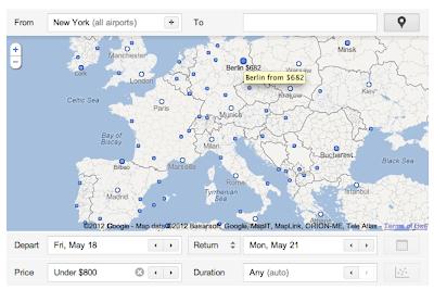 how to find ita matrix flights