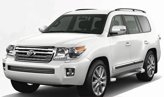 Spesifikasi dan Harga Toyota Land Cruiser