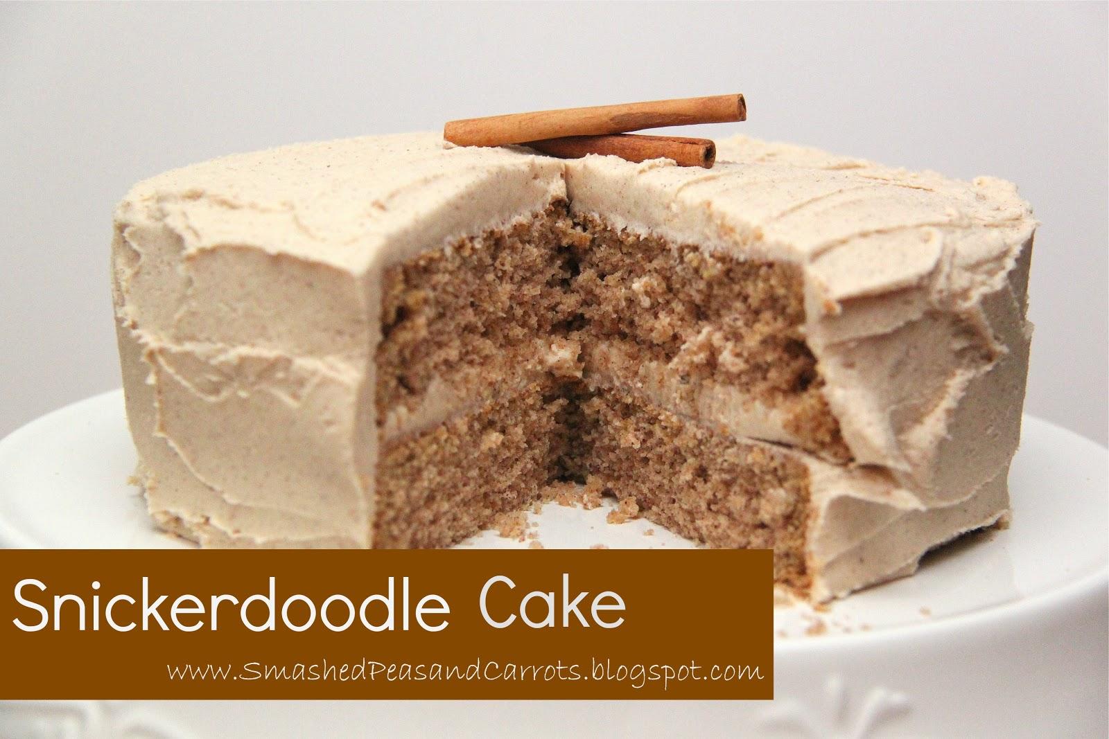 Snickerdoodle Cake Recipe Cake Mix