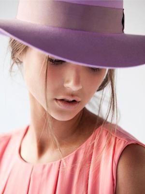 cortes de pelo 2014-sombreros+peinados