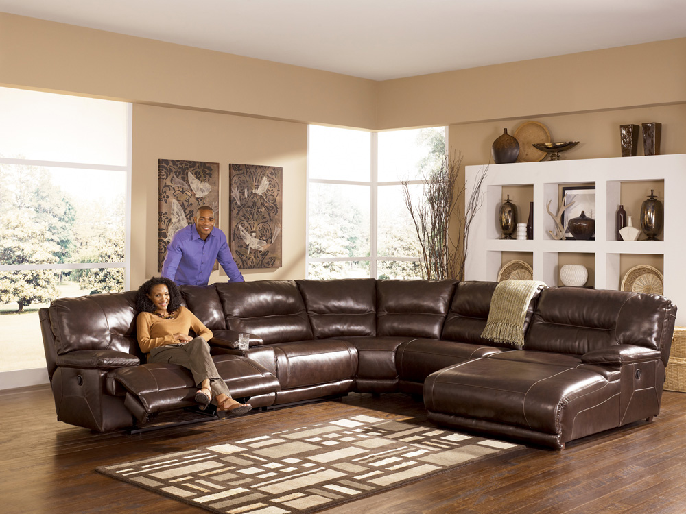 The Furniture Review: Our Top 5 Ashley Furniture Leather ...