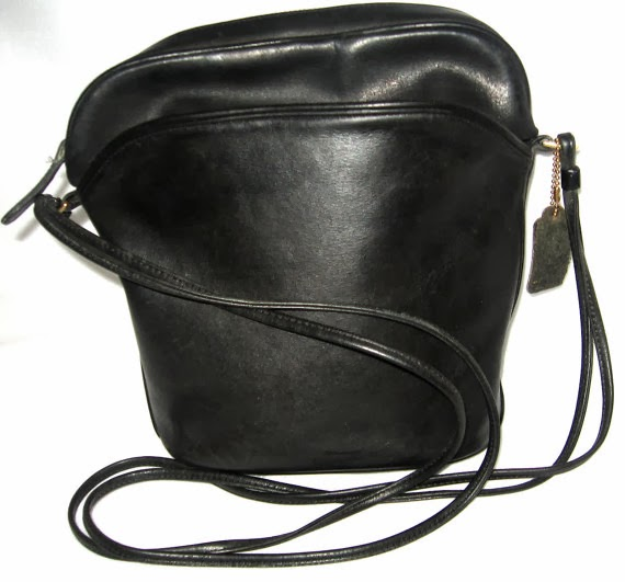 Vintage 1970s Coach Bucket Bag