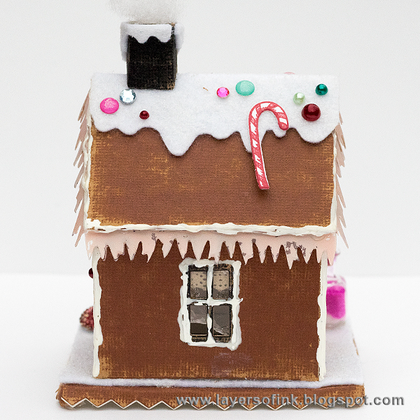 Layers Of Ink Make Your Own Gingerbread House