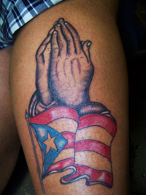 Tattoos with hidden names in them cursive writing fonts for Puerto rican tattoo