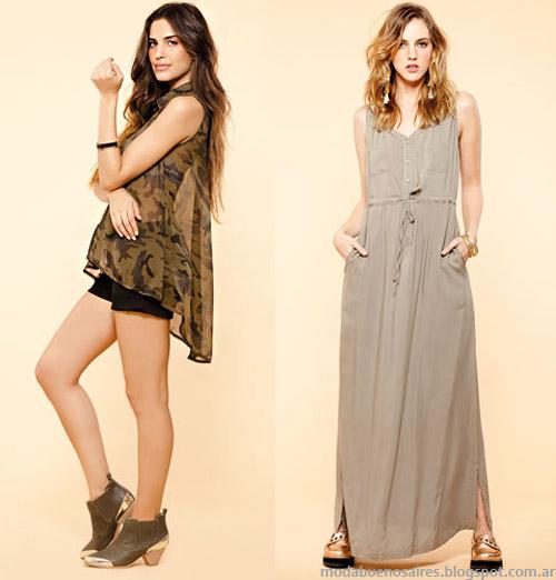 Nucleo vestidos verano 2014.