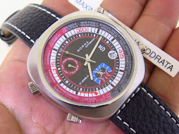 SORNA BLACK DIAL - AUTOMATIC