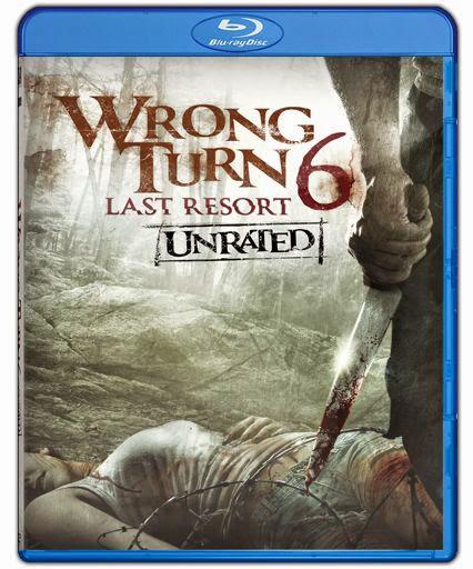 Camino Hacia el Terror 6 HD 1080p Latino