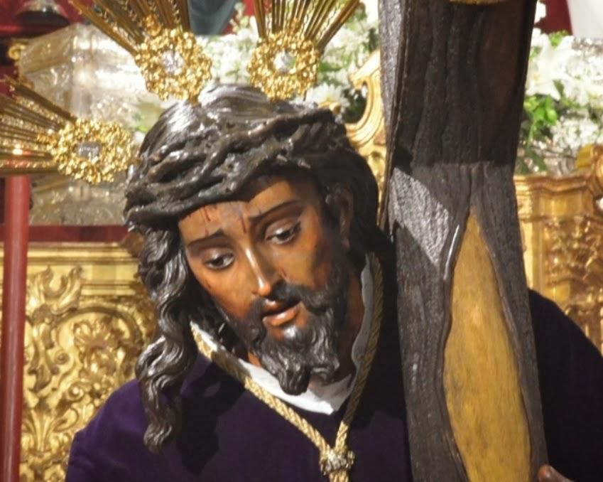 Stmo. Cristo de de las Caidas, Triana, Sevilla, Besamanos
