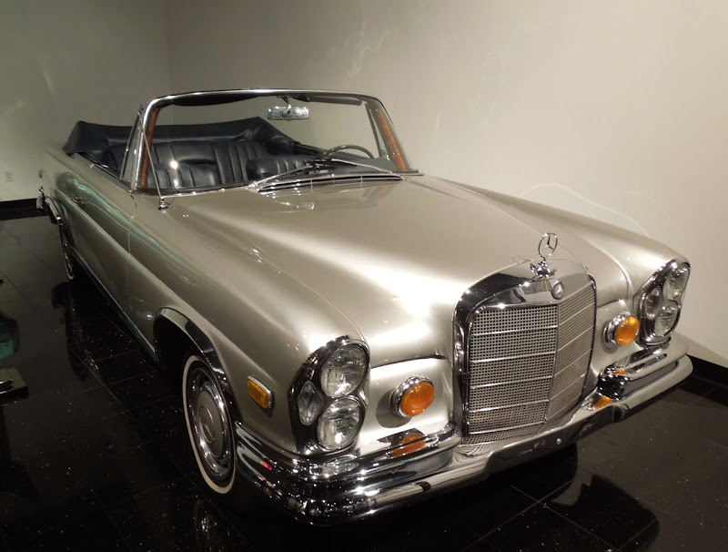 The Hangover 1965 Mercedes movie car