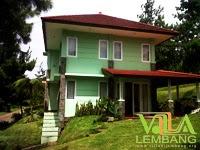 Villa Istana Bunga Lembang Blok F2 No.1
