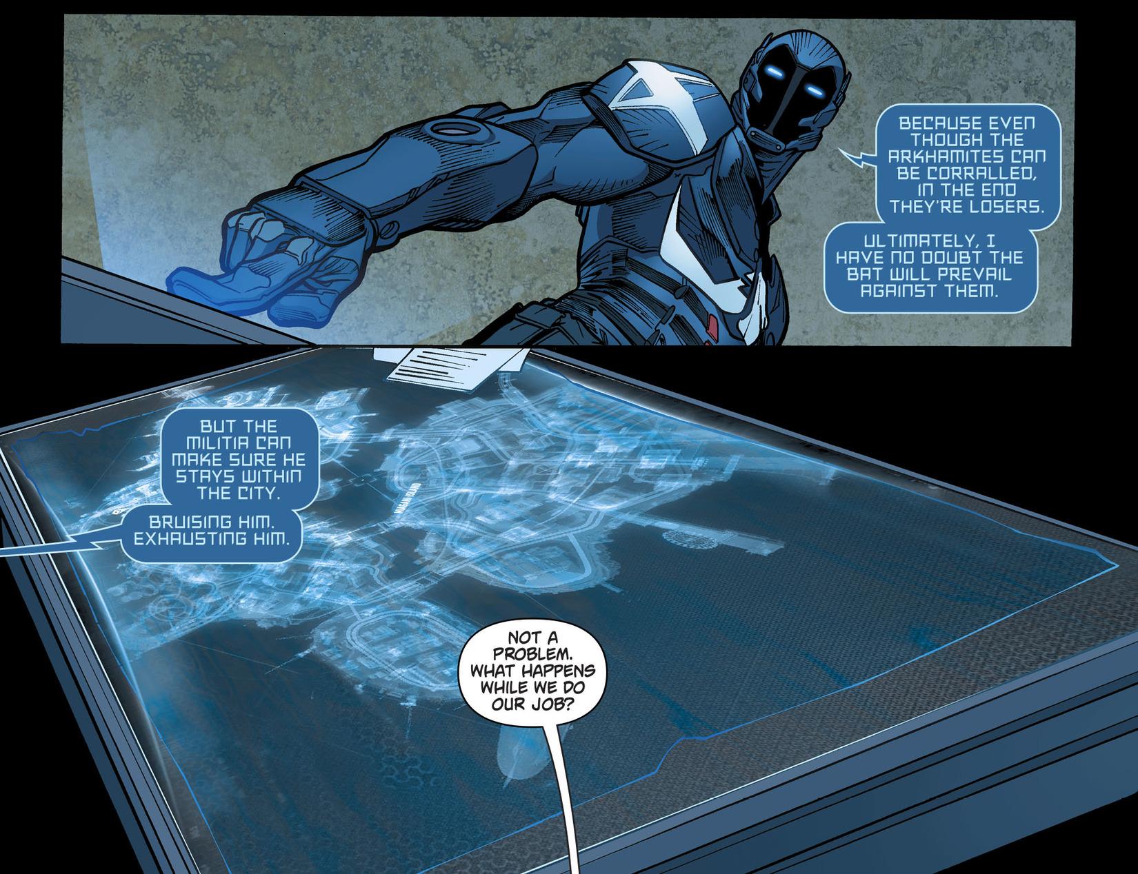Batman: Arkham Knight [I] chap 39 pic 12