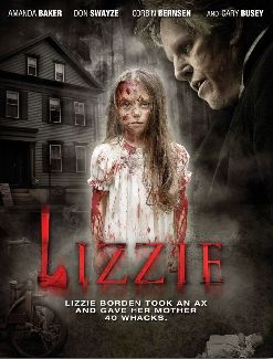 Lizzie Rises From The Grave In This First Poster And