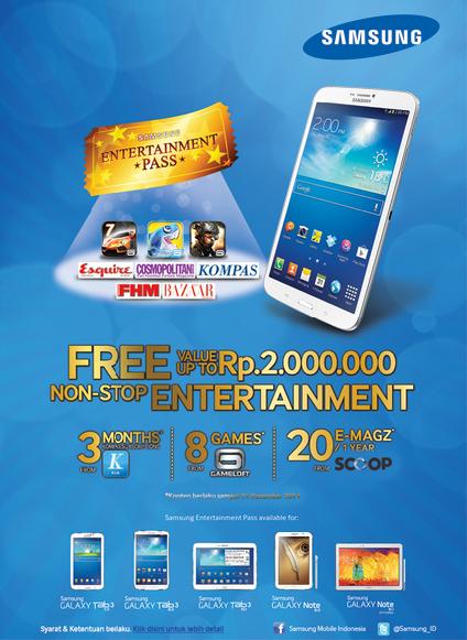 Promo Samsung Tahun Ini