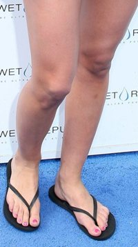 Audrina Patridge Feet and Legs