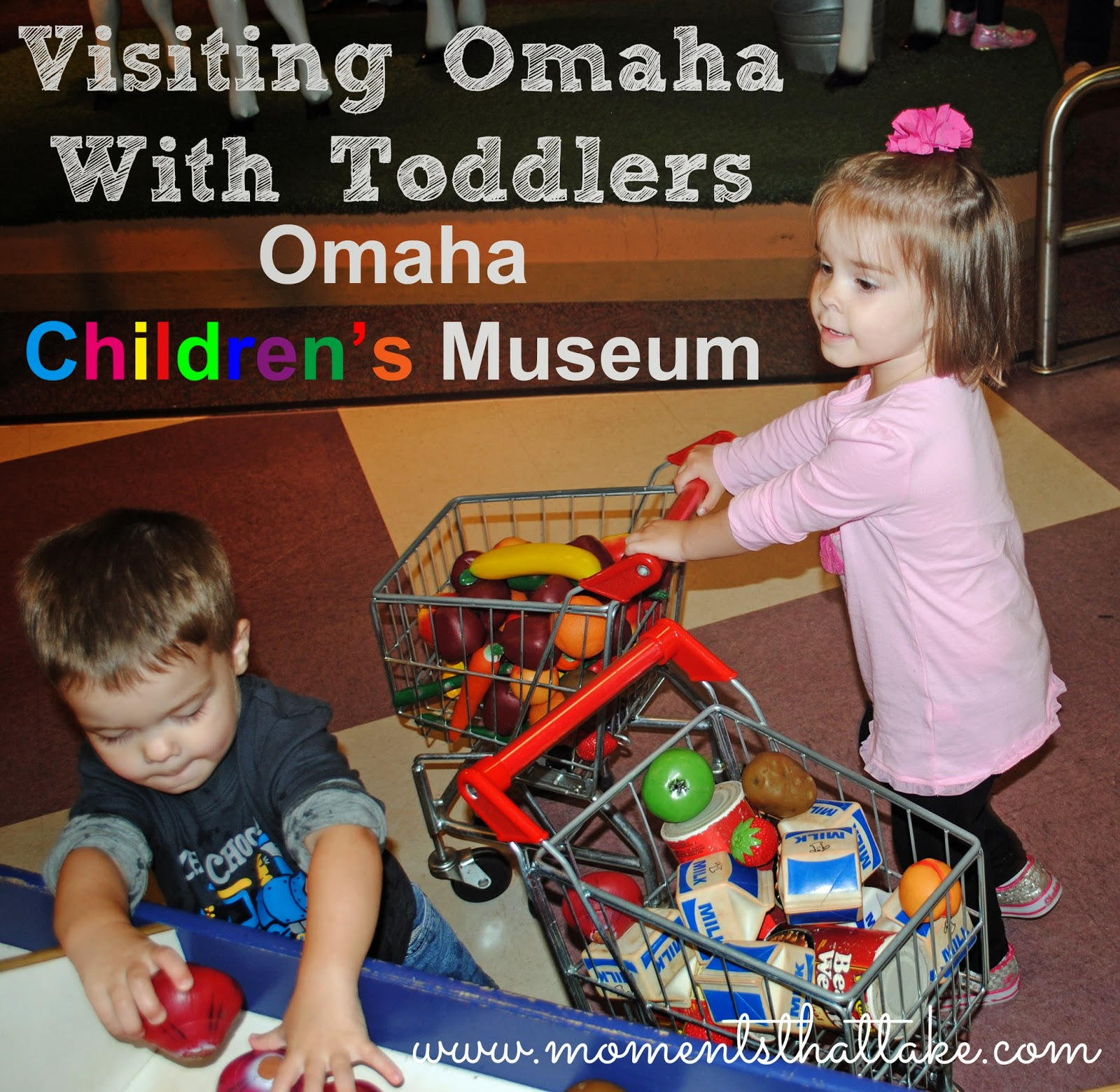 Activities for Kids in Omaha: Visiting the Omaha Children's Museum with Toddlers