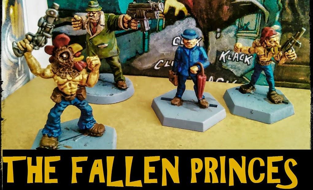 The Fallen Princes