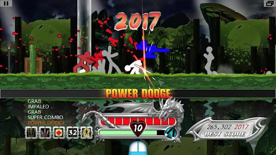 One Finger Death Punch ScreenShot 02