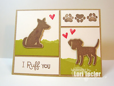 I Ruff You card-designed by Lori Tecler/Inking Aloud-stamps from Paper Smooches