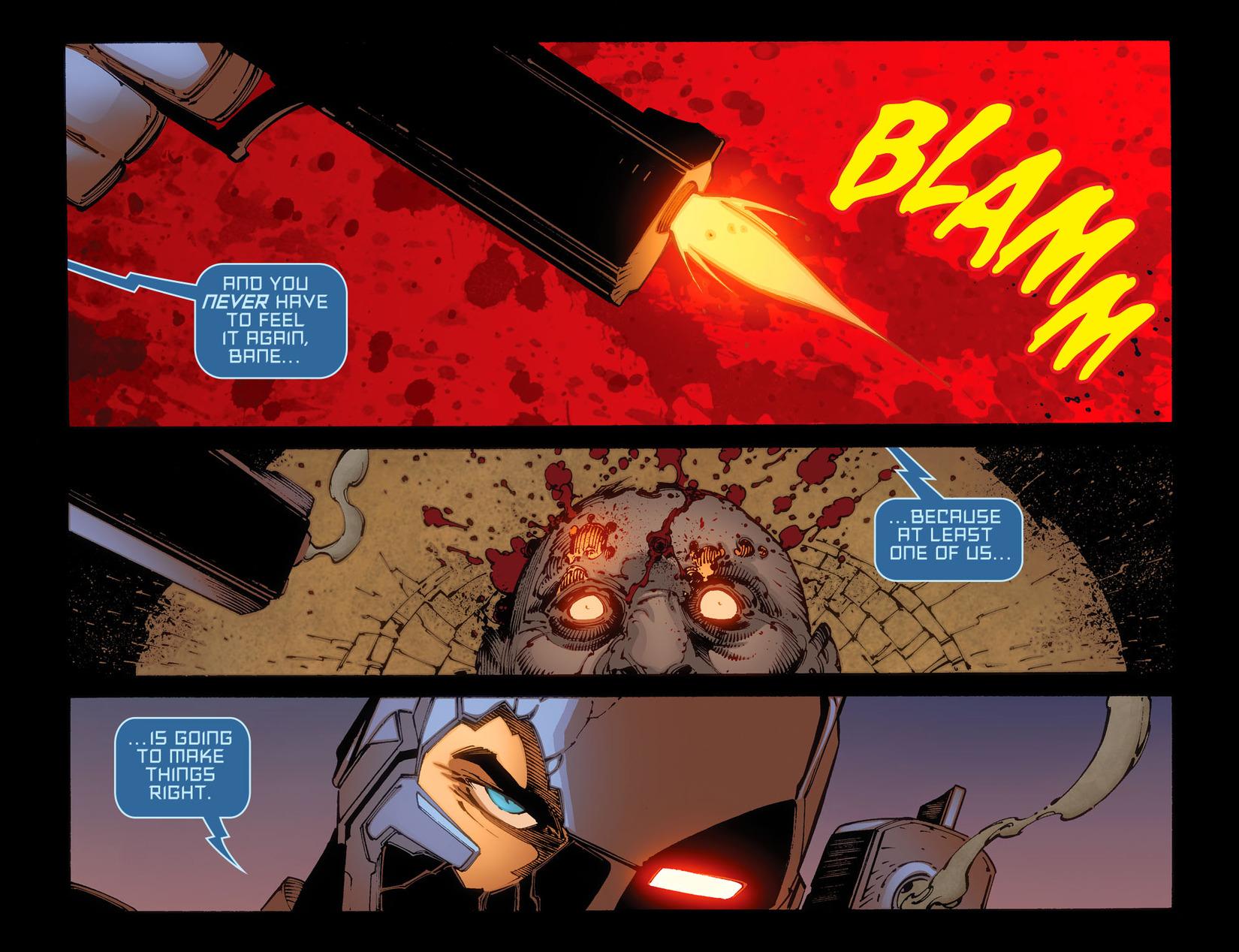 Batman: Arkham Knight [I] Issue #38 #40 - English 17