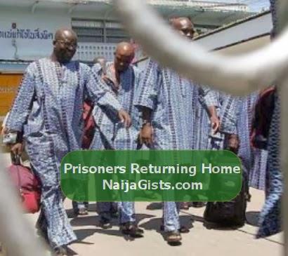 nigerian prisoners in uk