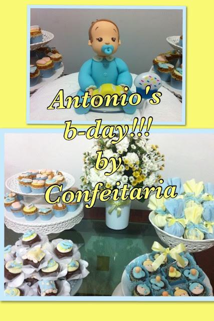 2 Meses de Antônio!!