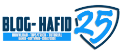 Blog-Hafid25: Tip/Trik Komputer, Download Games & Software