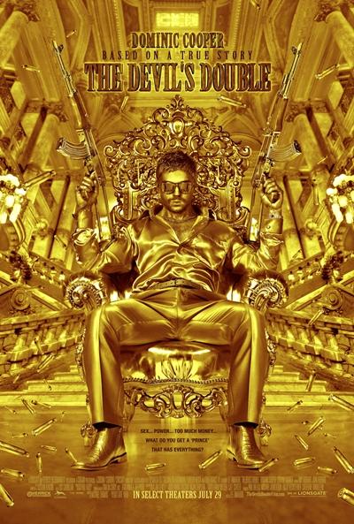 The Devils Double 2011 DVDRip Subtitulos Español Latino Descargar
