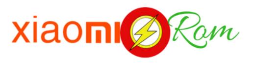 Xiaomi Flash Rom