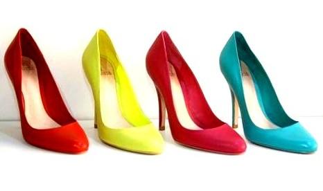 460477a6b7 Também é Moda!  Tipos de sapatos femininos