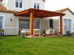 Oferta: Cobertizo terraza