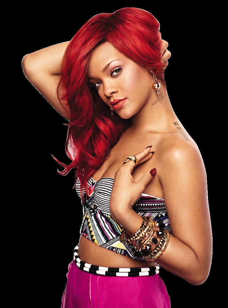 Rihanna Transparent Background >> W Arte Pop: PNG Rihanna