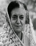 Indira Gandhi in Hindi Language of Speech