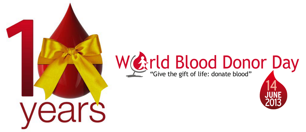 blood donation around the world When is world blood donor day shown on a  around the world donated blood and blood  (2013) to see some life-changing stories about blood donation in the.
