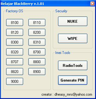 BlackBerry Hardware - Software