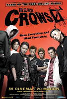 CROWS ZERO 1 BluRay 720p Subtitle Indonesia
