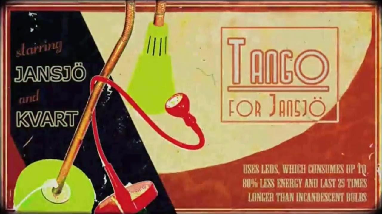 tango for jansjo