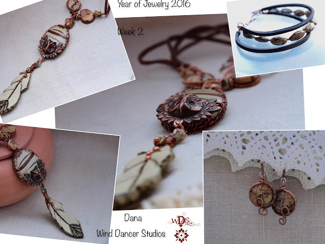 MagpieApproved: Wind Dancer Studios Year of Jewelry Project