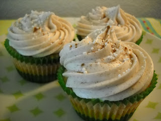 Recipe: Gluten-free rum-infused apple and quinoa cupcakes