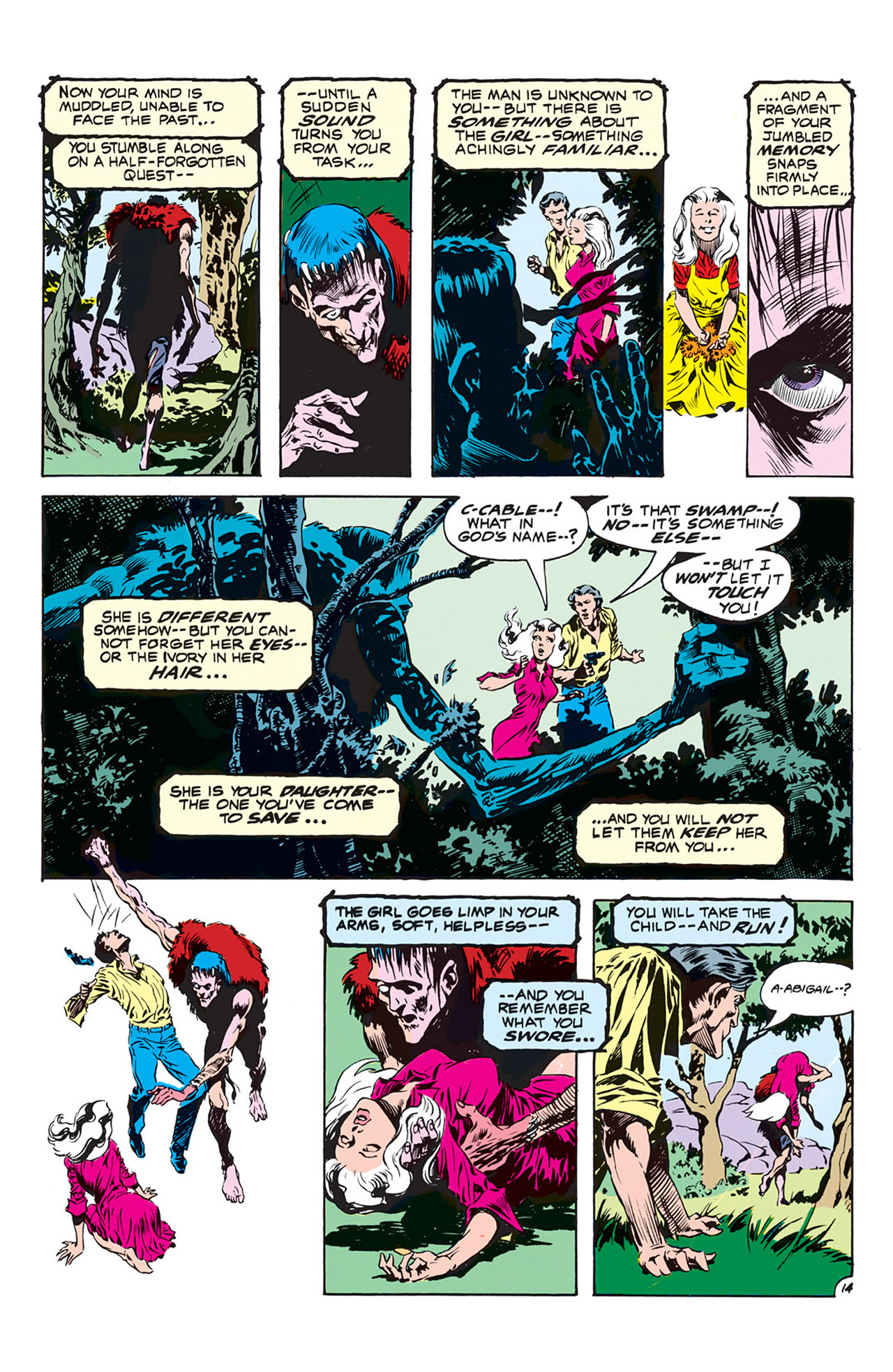 Swamp Thing (1972) Issue #3 #3 - English 15