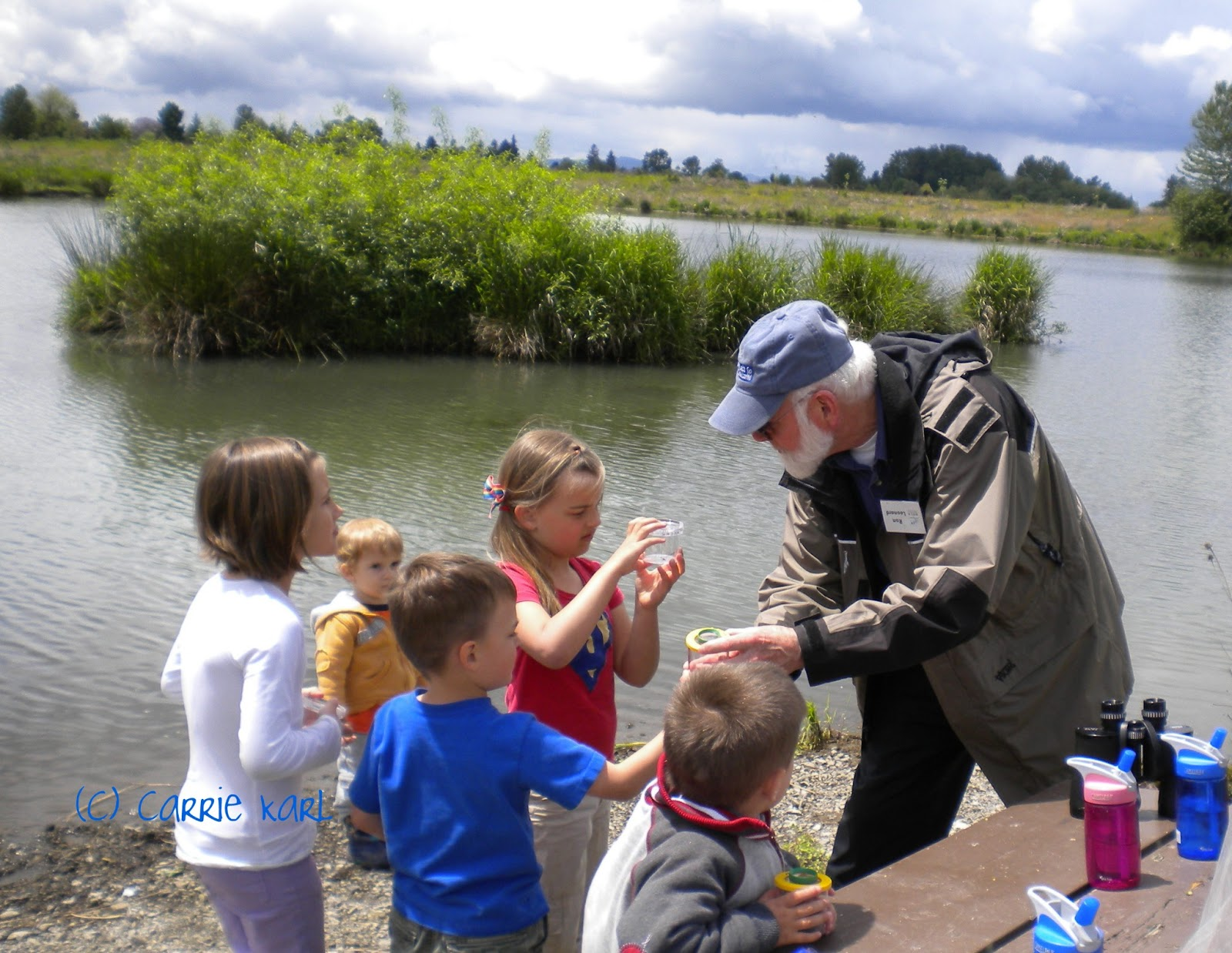 a report on visiting west eugene wetlands The family operation adopts unique technology and a spirit of innovation in a county named for ben franklin.