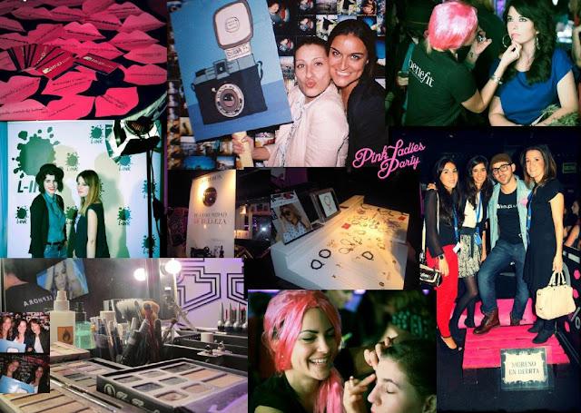 Pink Ladies Party - Fiesta sólo para chicas - Febrero 2013