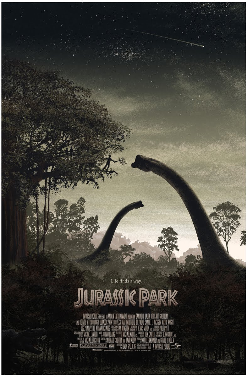 the film jurassic park The lost world: jurassic park is a 1997 american science-fiction adventure film and the second installment in the jurassic park film series a sequel to 1993's.