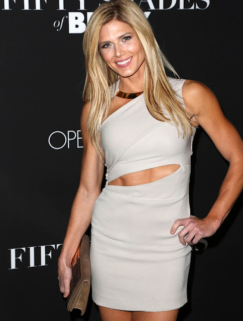 Female Professional Wrestlers,  @ Torrie Wilson - 'Fifty Shades Of Black' Premiere in LA