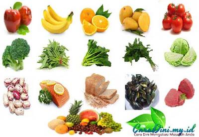 Jenis-jenis makanan untuk menambah darah