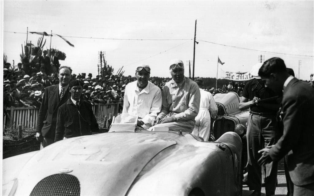 Clasp Garage Bugatti Type 57g 1937 Le Mans