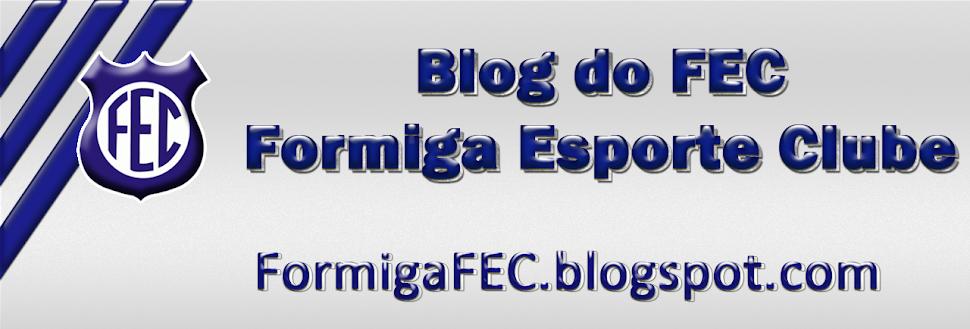 Blog do FEC Formiga Esporte Clube