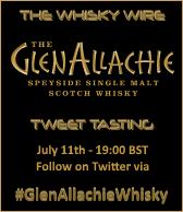 GlenAllachie Tweet Tasting