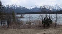 Barmsee - a beautiful lake in Bavaria Germany