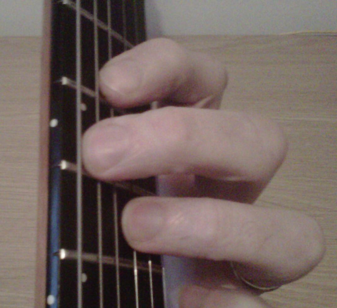 A New Guitar Chord Every Day E Major 7 Guitar Chord