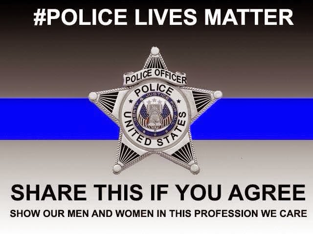 SUPPORT LAW ENFORCEMENT
